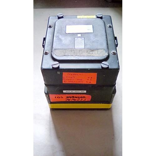 RAYTHEON SYSTEMS LTD IFF 3515 DATA TEST TERMINAL  FOR AIRBORNE RADIO EQUIPMENT